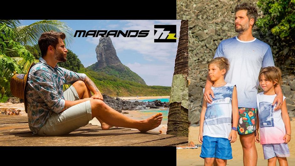 Marands - Moda Surfwear em Atacado