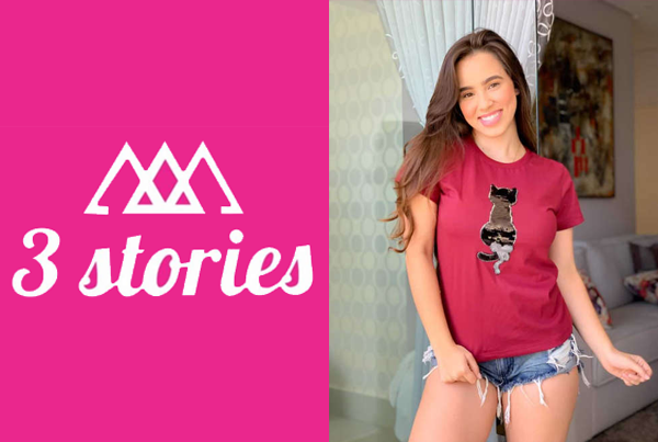 3 Stories T-Shirts
