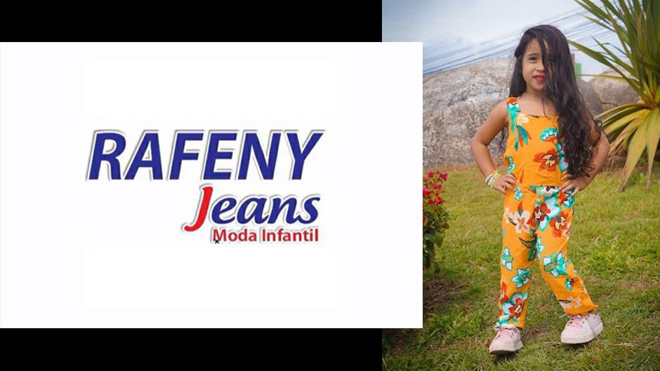 rafeny jeans moda infantil feminino masculino atacado