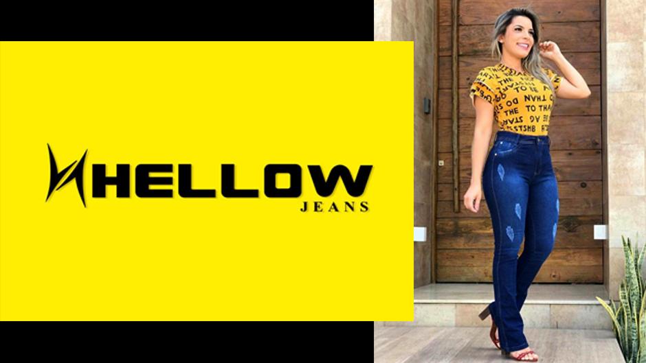 hellow jeans moda feminina atacado