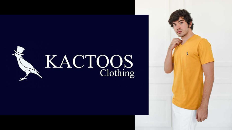kactoos Clothing moda infantil adulto masculina feminina
