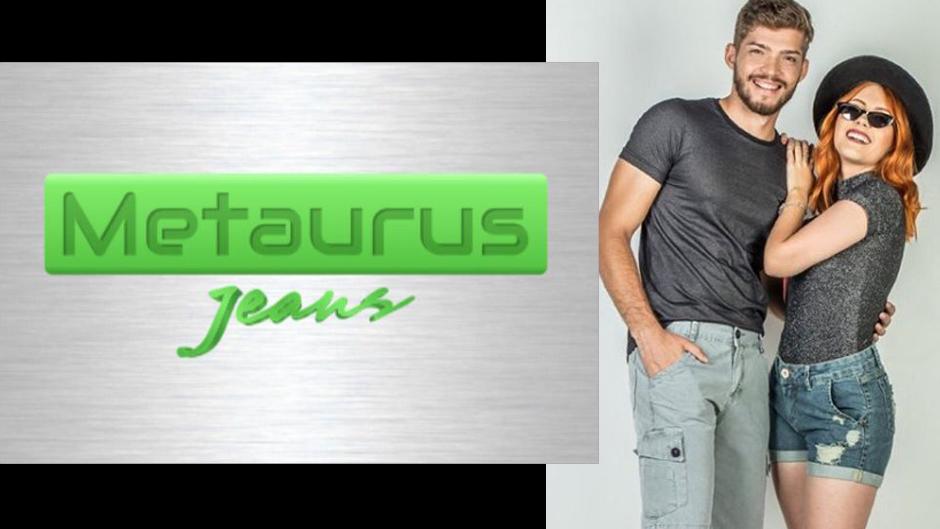 metaurus jeans moda masculina feminina atacado
