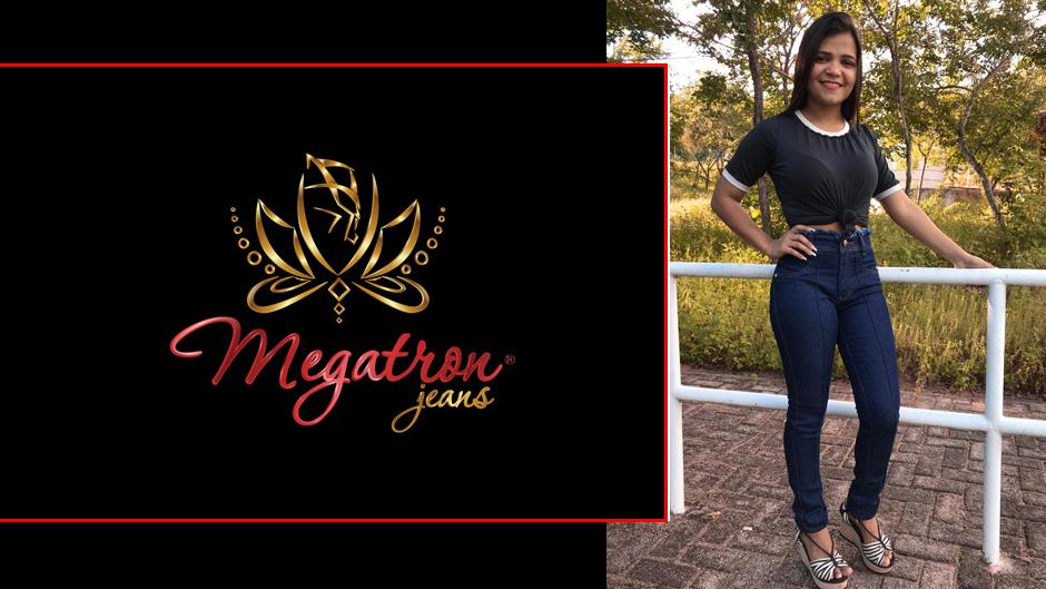 megatron jeans moda feminina atacado