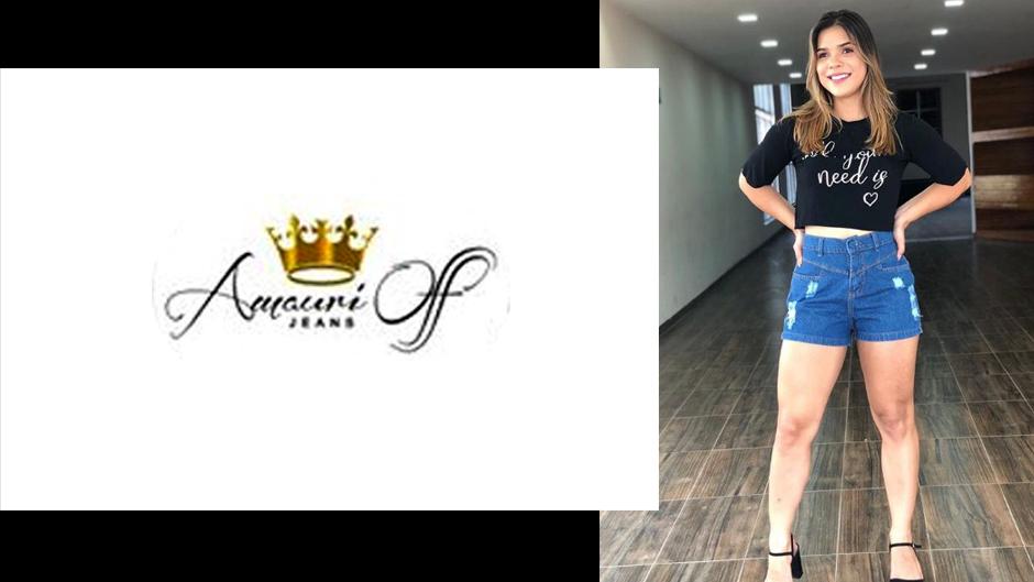 Amaurioff Jeans moda feminina atacado