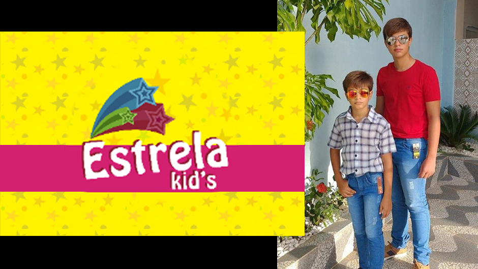 estrela kids moda infantil feminina masculina atacado