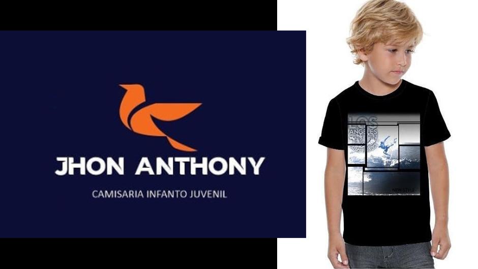 jhon anthony moda masculina infantil atacado
