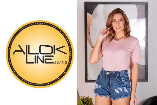 Allok Line Jeans