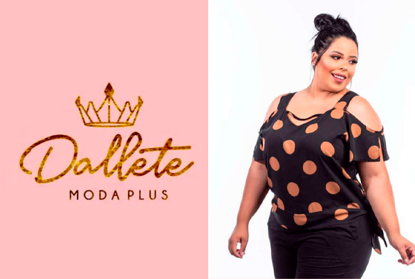 Dallete Moda Plus Size