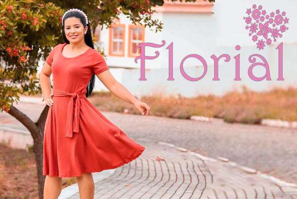 Florial Vestidos