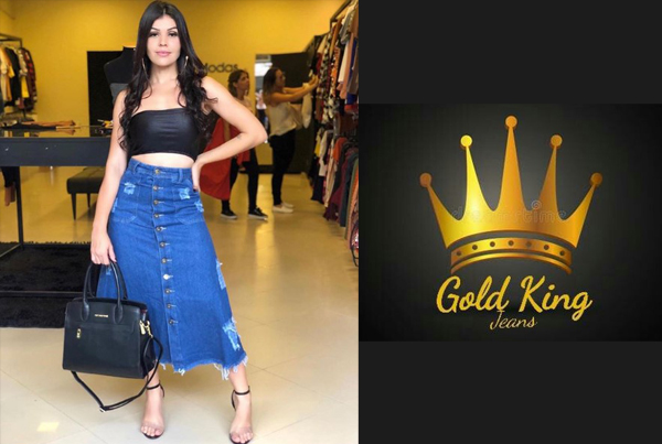 Gold King Jeans