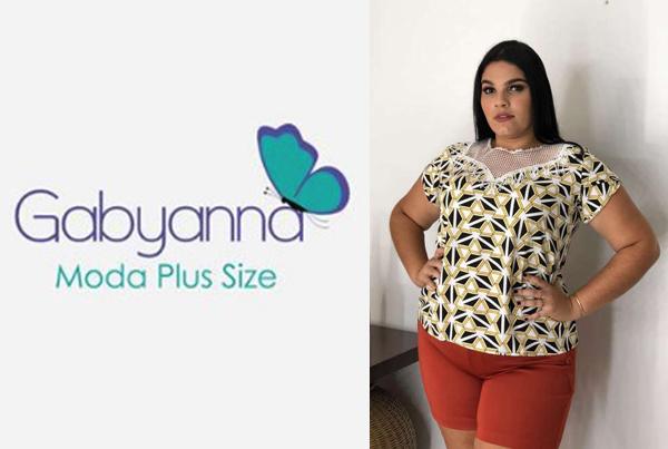 Gabyanna Moda Plus Size
