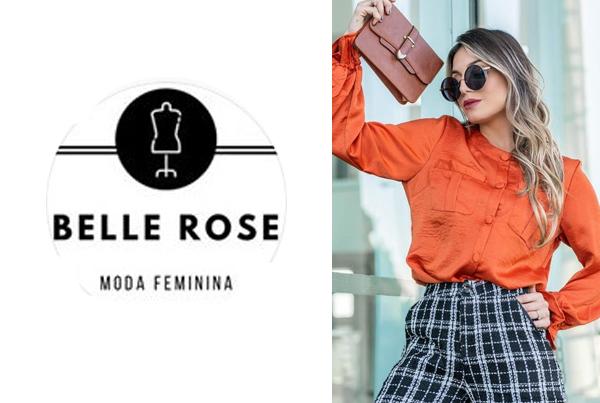 Belle Rose Moda Feminina