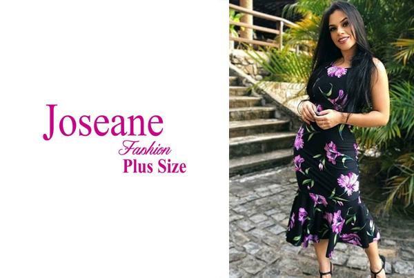 Joseane Fashion Plus Size