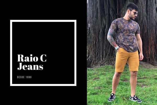 Raio C Jeans