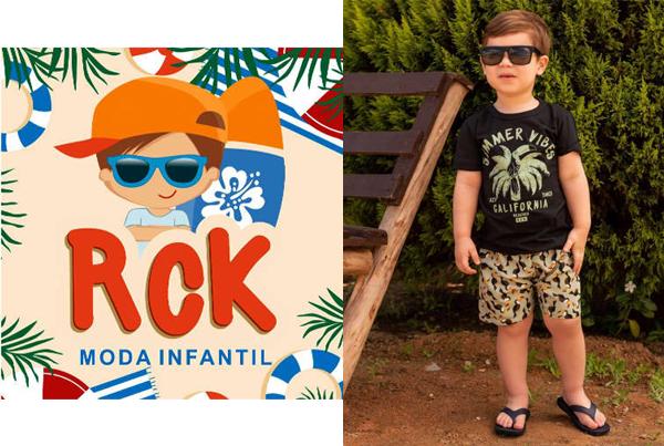 RCK Moda Infantil