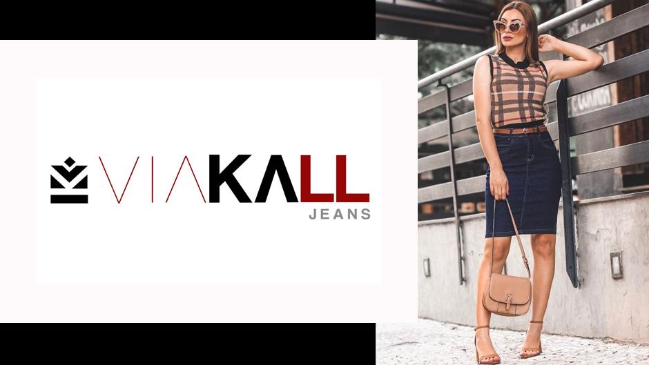 Viakall - Moda Jeans Evangélica Atacado