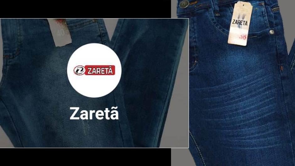 Zaretã jeans masculino atacado